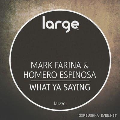 Mark Farina - What Ya Saying [2018]