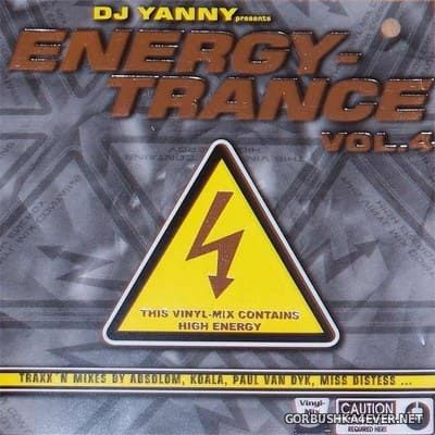 DJ Yanny - Energy Trance vol 4 [1998] / 2xCD