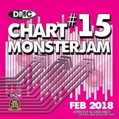 [DMC] Monsterjam - Chart 15 [2018]