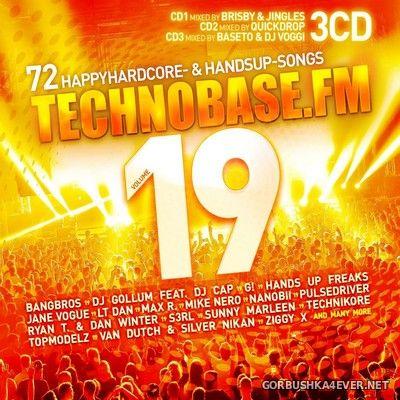 Technobase.FM vol 19 [2018] / 3xCD
