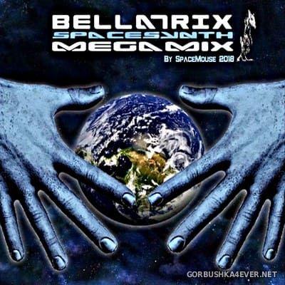 DJ SpaceMouse - Bellatrix Spacesynth Megamix [2018]