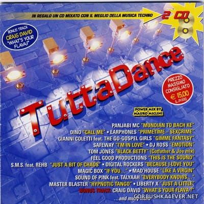 Tutta Dance [2003] / 2xCD / Mixed by Mauro Miclini