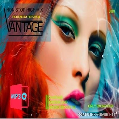 Vantage Mix - High Energy History Mix vol 48 [2018]