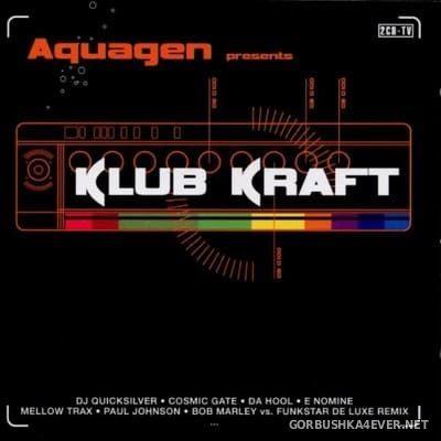 Aquagen presents Klub Kraft [1999] / 2xCD