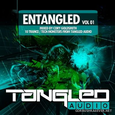 EnTangled vol 01 [2018] Mixed by Cory Goldsmith