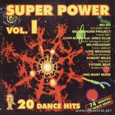 [Flare Records] Super Power vol 1 [1996]