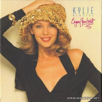 Kylie Minogue - Enjoy Yourself [2015] Remastered Deluxe Edition / 2xCD