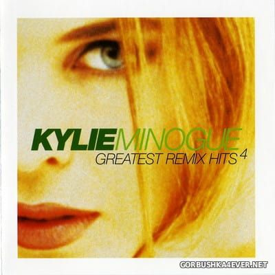 Kylie Minogue - Greatest Remix Hits vol 4 [1998] / 2xCD