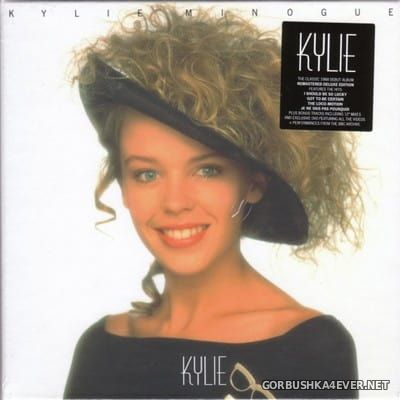Kylie Minogue - Kylie [2015] Remastered Deluxe Edition / 2xCD