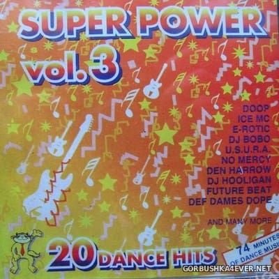 [Flare Records] Super Power vol 3 [1996]