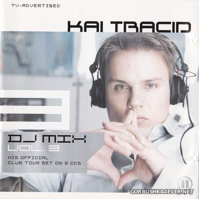 Kai Tracid - DJ Mix vol 3 [2001] / 2xCD