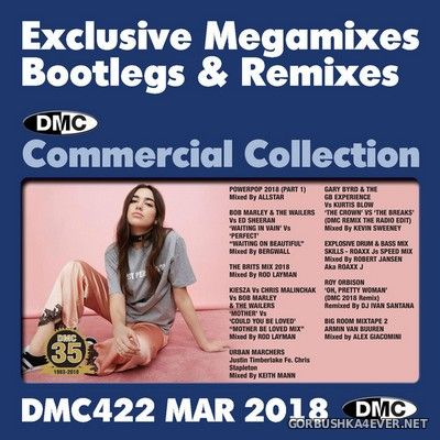 DMC Commercial Collection 422 [2018] March / 3xCD