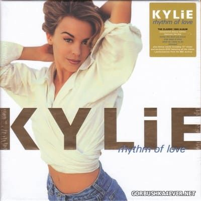 Kylie Minogue - Rhythm Of Love [2015] Remastered Deluxe Edition / 2xCD