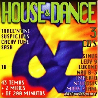 [Boy Records] House & Dance [1997] / 3xCD