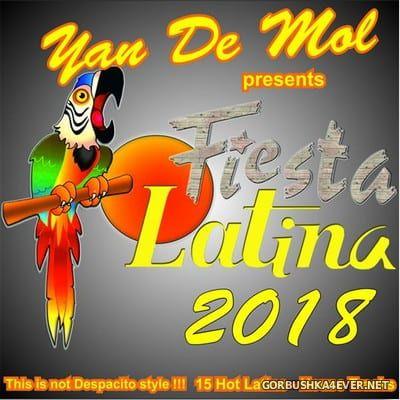 DJ Yano - Fiesta Latina Mix II [2018]
