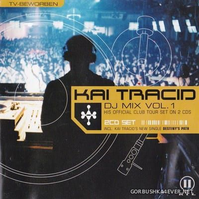 Kai Tracid - DJ Mix vol 1 [1999] / 2xCD
