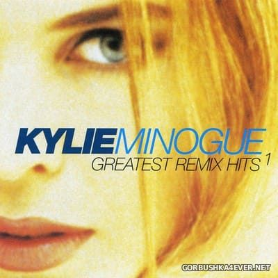 Kylie Minogue - Greatest Remix Hits vol 1 [1998] / 2xCD