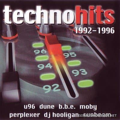 TechnoHits 1992-1996 [2000] / 2xCD