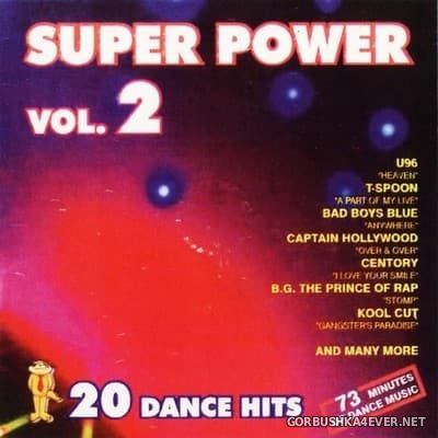 [Flare Records] Super Power vol 2 [1996]