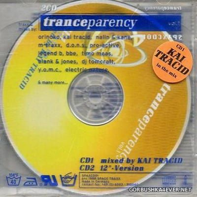 Kai Tracid - Tranceparency vol 1 [1998] / 2xCD
