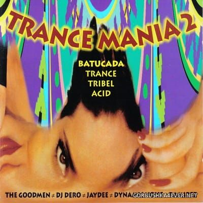 [Phonokol] Trance Mania vol 2 [1993]