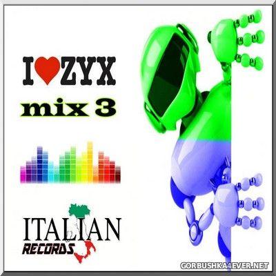 DJ Divine - ZYX Italo Disco Mix III 2018