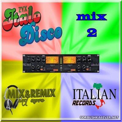 DJ Divine - ZYX Italo Disco Mix II 2018