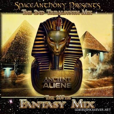 Fantasy Mix vol 207 - Ancient Aliens [2018]