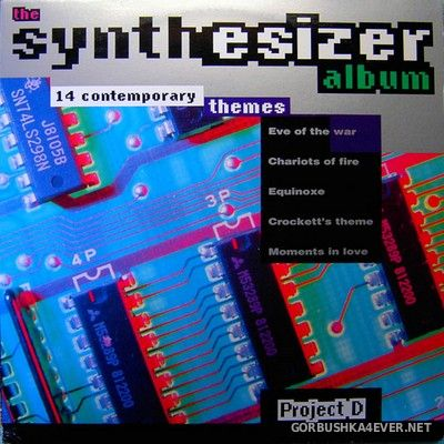 Project D - The Synthesizer Album [1990]