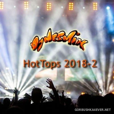 DJ Netmix - Hot Tops In The Mix 2018.2