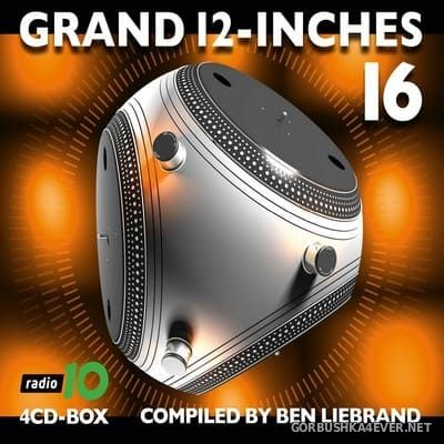 Grand 12-Inches vol 16 [Compiled By Ben Liebrand] / 4xCD