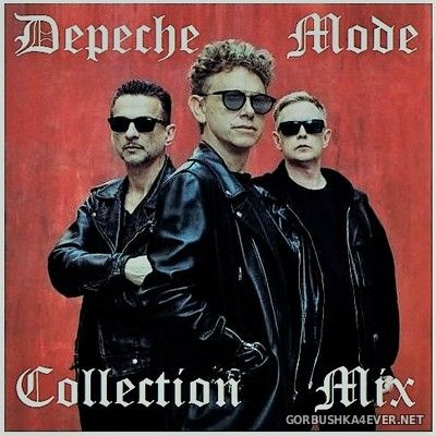 Depeche Mode - DM Mix Collection [2018] by Only Mix