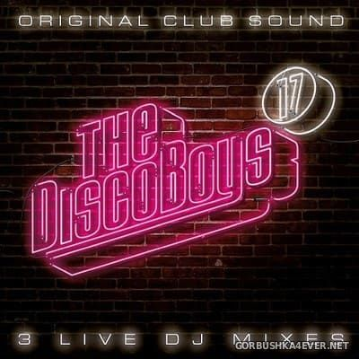 The Disco Boys vol 17 [2018] / 3xCD