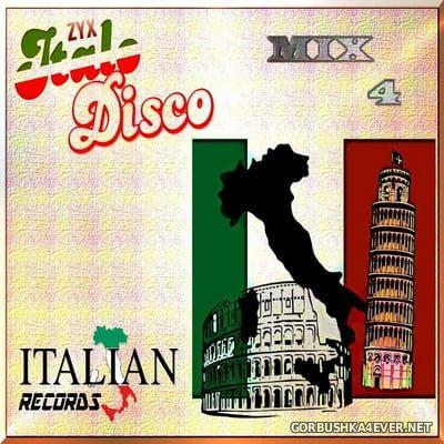 DJ Divine - ZYX Italo Disco Mix IV 2018