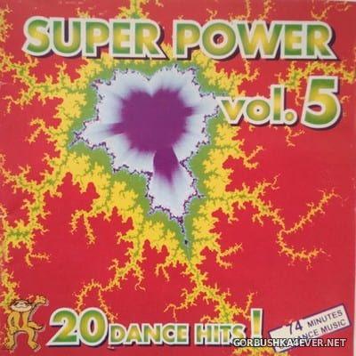 [Flare Records] Super Power vol 5 [1996]