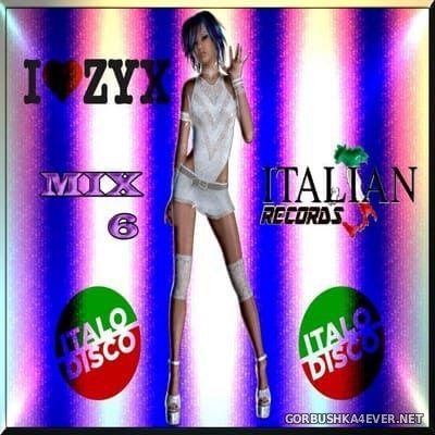 DJ Divine - ZYX Italo Disco Mix VI 2018