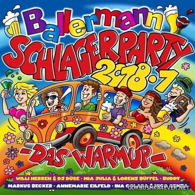 Ballermann Schlagerparty 2018.1 [2018] / 2xCD