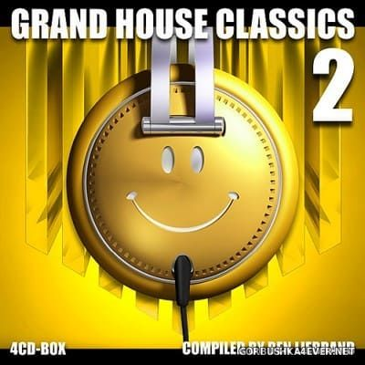 Grand House Classics 2 (Compiled By Ben Liebrand) [2018] / 4xCD