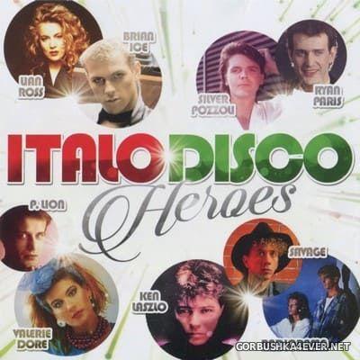 [ZYX] Italo Disco Heroes [2018]