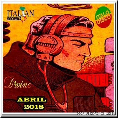 DJ Divine - Abril Mix 2018
