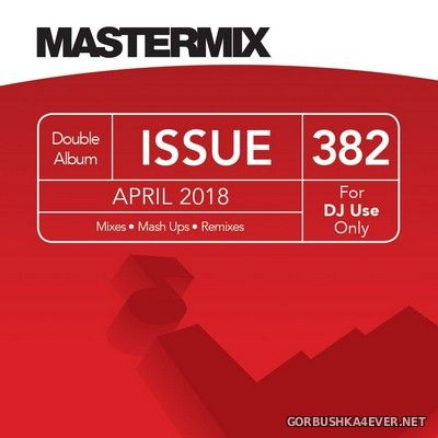 Mastermix Issue 382 [2018] April / 2xCD