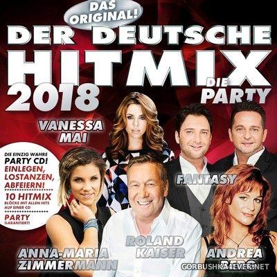 Der Deutsche Hitmix 2018 - Die Party [2018]