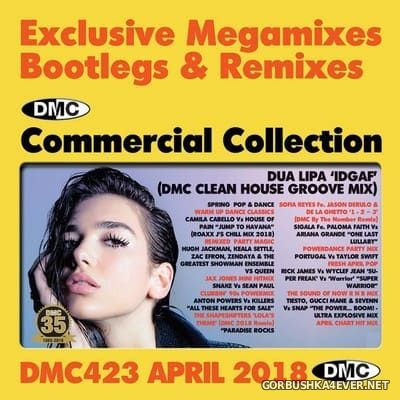DMC Commercial Collection 423 [2018] April / 2xCD