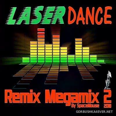 DJ SpaceMouse - Laserdance Remix Megamix 2 [2018]