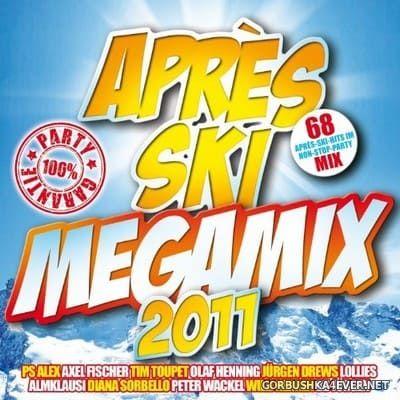 [SWG Team] Apres Ski Megamix 2011 [2010] / 2xCD