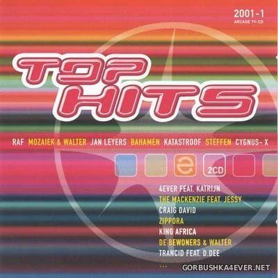 [Arcade] Top Hits 2001 - vol 1 [2001] / 2xCD