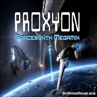 DJ SpaceMouse - Proxyon Megamix [2018]