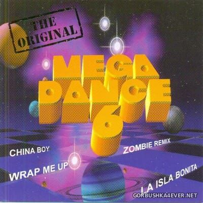 [VM Productions] Mega Dance 6 [1995]
