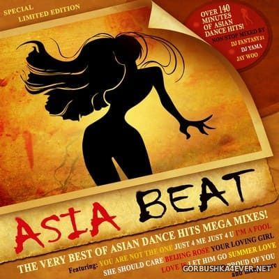 Asia Beat [2018] / 2xCD
