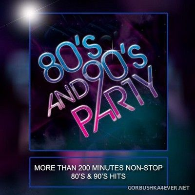 80's & 90's Party Mix [2012] by Sandmann